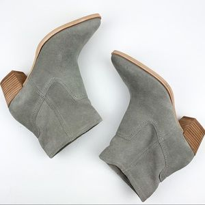 Dolce Vita KODI Ankle Boot Smoke Suede